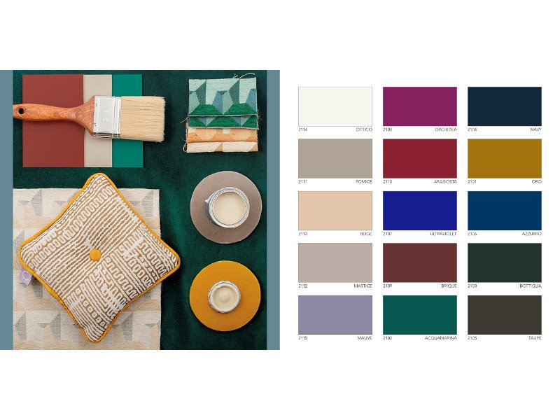 News from the Wilson & Morris decorative paint world